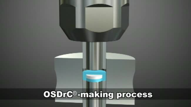 One-Step Dry-coating technology